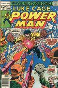 Power Man and Iron Fist (1972) UK Edition 44UK