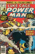 Power Man and Iron Fist (1972) UK Edition 45UK