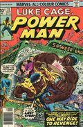 Power Man and Iron Fist (1972) UK Edition 35UK