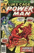 Power Man and Iron Fist (1972) UK Edition 34UK