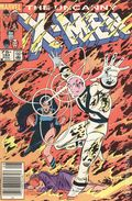 Uncanny X-Men (1963 1st Series) Canadian Price Variant 184