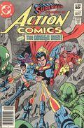 Action Comics (1938 DC) Mark Jewelers 535MJ