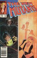 New Mutants (1983 1st Series) Mark Jewelers 23MJ
