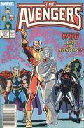 Avengers (1963 1st Series) Mark Jewelers 294MJ