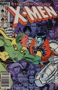 Uncanny X-Men (1963 1st Series) Canadian Price Variant 191