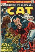 Cat (1972 Marvel) National Diamond 3NDS