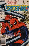 Web of Spider-Man (1985 1st Series) Canadian Price Variant 4