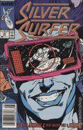 Silver Surfer (1987 2nd Series) Mark Jewelers 26MJ
