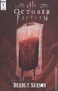 October Faction Deadly Season (2016) 1SUB
