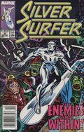 Silver Surfer (1987 2nd Series) Mark Jewelers 32MJ