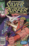 Silver Surfer (1987 2nd Series) Mark Jewelers 27MJ
