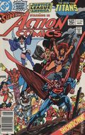 Action Comics (1938 DC) Canadian Price Variant 546