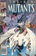 New Mutants (1983 1st Series) Mark Jewelers 56MJ