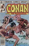 Conan the Barbarian (1970 Marvel) Canadian Price Variant 142