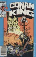 Conan the King (1980) Canadian Price Variant 31