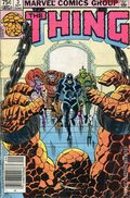 Thing (1983-1986 1st Series) Canadian Price Variant 3