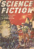 Science Fiction (1939-1941 Blue Ribbon/Columbia) Pulp Vol. 2 #6