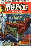 Werewolf by Night (1972 1st Series) UK Edition 20UK