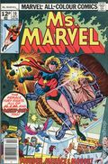 Ms. Marvel (1977 1st Series) UK Edition 10UK