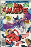 Ms. Marvel (1977 1st Series) UK Edition 9UK