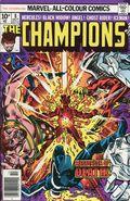 Champions (1975-1978 Marvel 1st Series) UK Edition 8UK