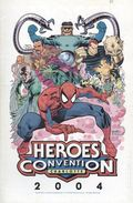 Heroes Convention Program Book Charlotte (1992) 2004