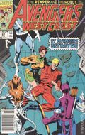 Avengers West Coast (1985) Mark Jewelers 67MJ