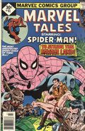 Marvel Tales (1964 Marvel) Whitman Variants 81