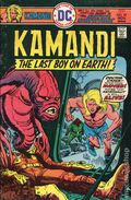 Kamandi (1972) Mark Jewelers 35MJ