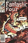 Fantastic Four (1961 1st Series) Canadian Price Variant 263