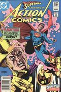 Action Comics (1938 DC) Canadian Price Variant 547