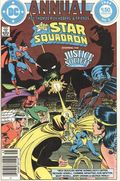 All Star Squadron (1982) Annual Canadian Price Variant 3
