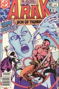 Arak Son of Thunder (1981) Canadian Price Variant 21