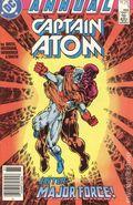 Captain Atom (1987 DC) Annual Canadian Price Variant 1
