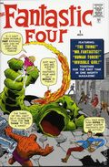 Fantastic Four Omnibus HC (2018 Marvel) By Stan Lee and Jack Kirby 3rd Edition 1-1ST