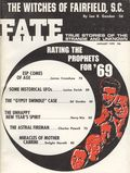 Fate Magazine (1948-Present Clark Publishing) Digest/Magazine Vol. 23 #1
