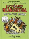 Lucy and Andy Neanderthal HC (2016- Crown Books) 3-1ST