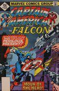 Captain America (1968 1st Series) Whitman Variants 221