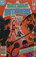 Batman and the Outsiders (1983 1st Series) Canadian Price Variant 4