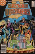 Batman and the Outsiders (1983 1st Series) Canadian Price Variant 8