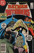 Batman and the Outsiders (1983 1st Series) Canadian Price Variant 16