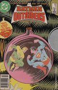 Batman and the Outsiders (1983 1st Series) Canadian Price Variant 19