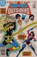 Batman and the Outsiders (1983 1st Series) Canadian Price Variant 20