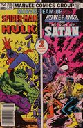 Marvel Team-Up (1972 1st Series) Canadian Price Variant 126