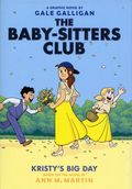 Baby-Sitters Club HC (2015 Scholastic) Full Color Edition 6-1ST