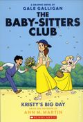 Baby-Sitters Club GN (2015- Scholastic) Full Color Edition 6-1ST
