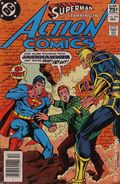 Action Comics (1938 DC) Canadian Price Variant 538