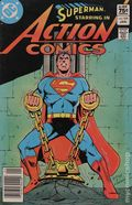 Action Comics (1938 DC) Canadian Price Variant 539
