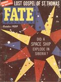 Fate Magazine (1948-Present Clark Publishing) Digest/Magazine Vol. 12 #10