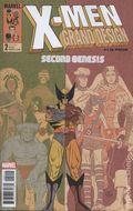 X-Men Grand Design Second Genesis (2018) 2A